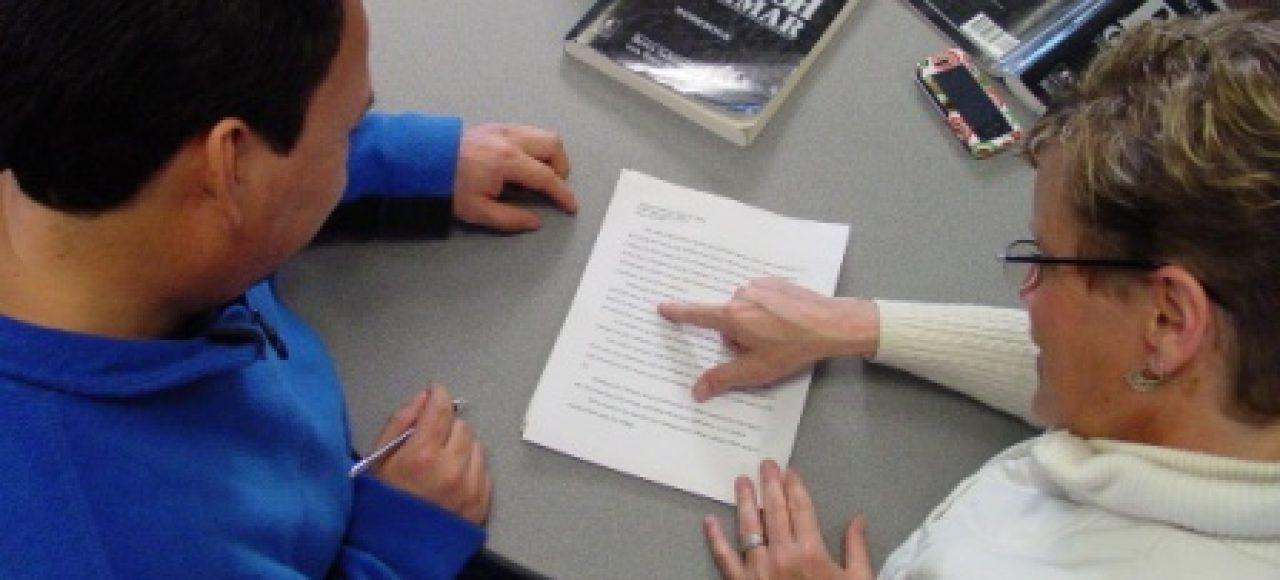 Dialogue essay format