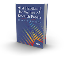 Mla style handbook for writers of research papers